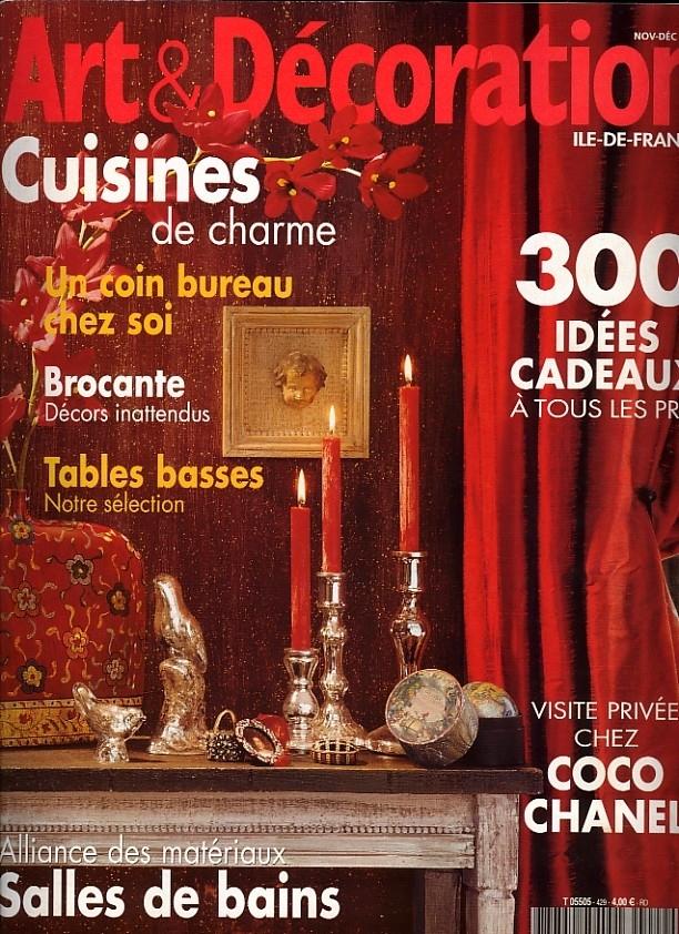 article Art & décoration - lustre Benoit Vieubled